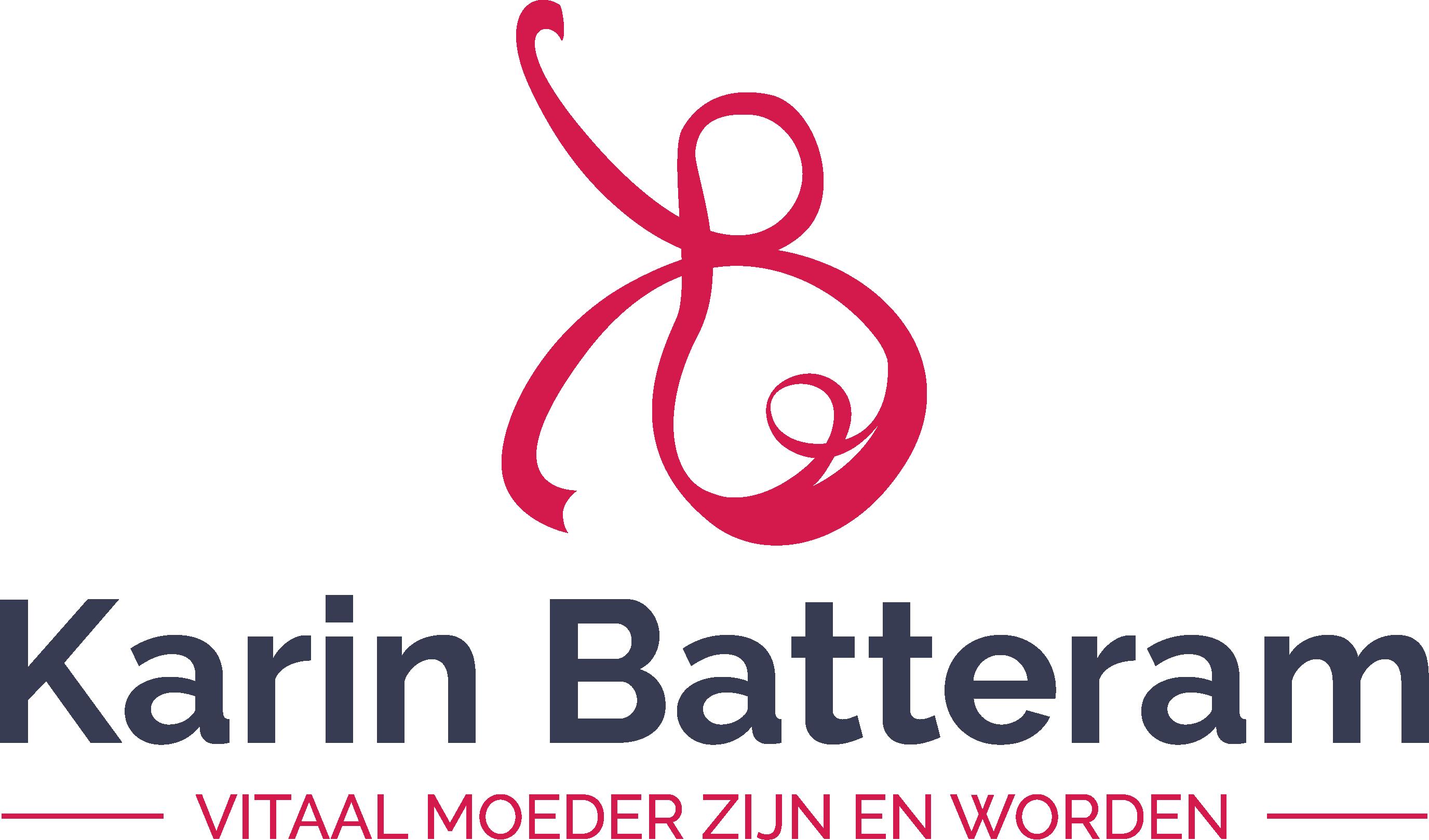 Logo Karin Batteram NIEUW